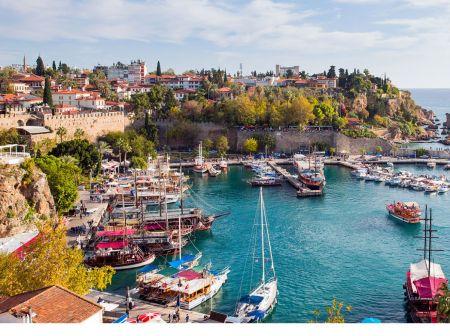 Antalija Turska Letovanje 2019 Hoteli